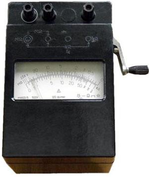 куплю Мегаомметры М4100