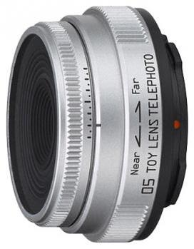 Объектив Pentax Q 18mm f/8 Toy Lens Telephoto