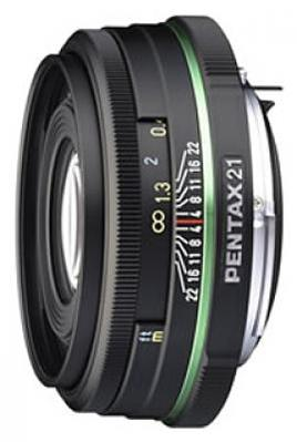 Объектив Pentax SMC DA 21mm f/3.2 AL Limited