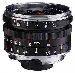 Объектив Zeiss C Biogon T* 4.5/21 ZM