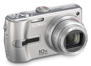 Panasonic Lumix DMC-TZ2 и DMC-TZ3