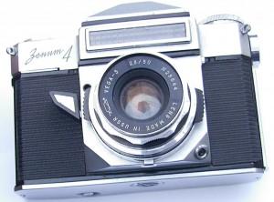 Фотоаппарат Зенит 4